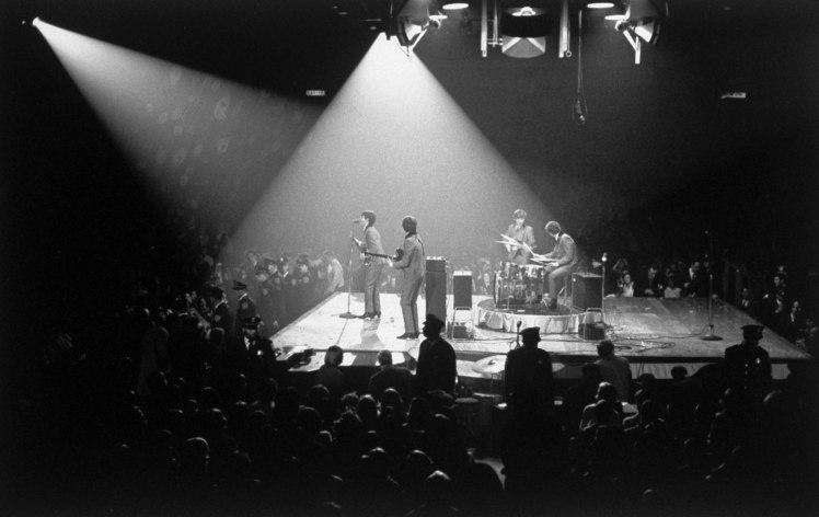 """Първият концерт на """"Бийтълс"""" във Вашингтон, февруари 1964"""